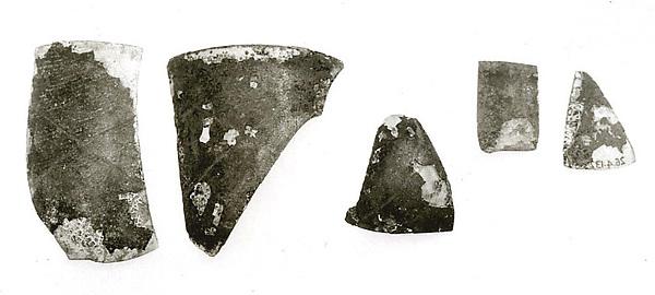 Jar, fragments