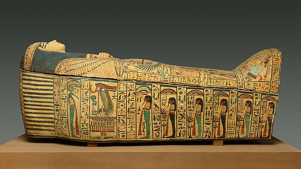 Outer Coffin of Iotefamun