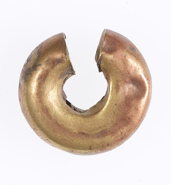 Penannular Earring