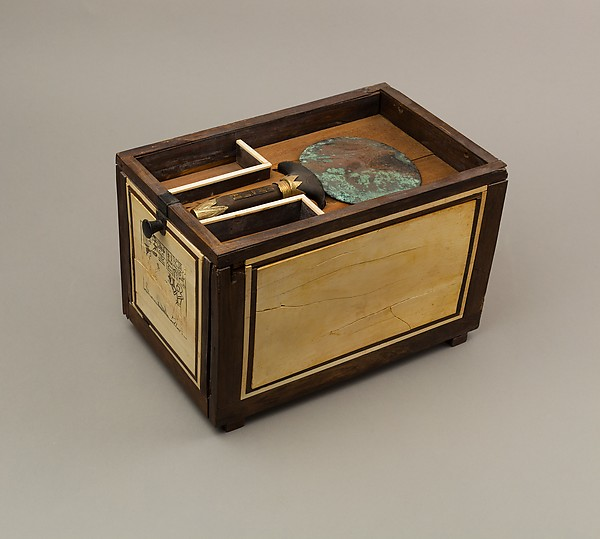Cosmetic Box of Kemeni