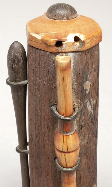Kohl tube and stick