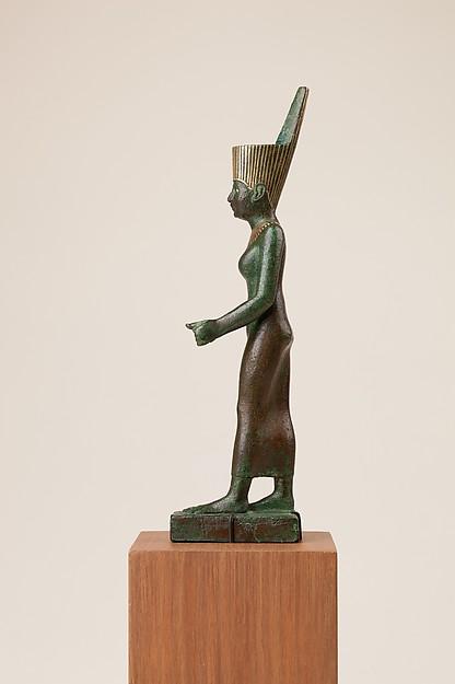 Statuette, Neith