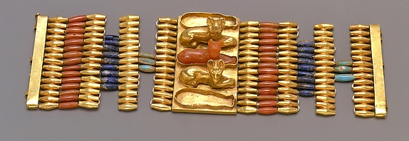 Cuff  Bracelets Decorated with Cats