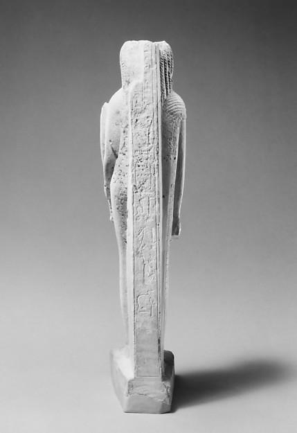 Statuette of Arsinoe II for her Posthumous Cult