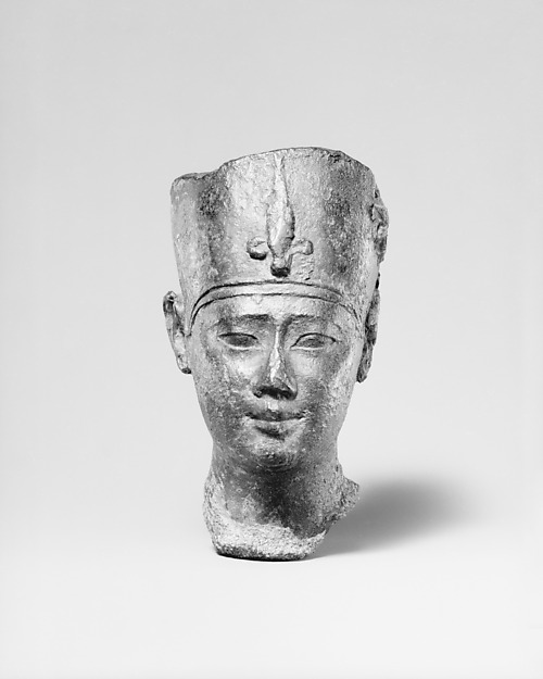 Head of Ptolemy II or III