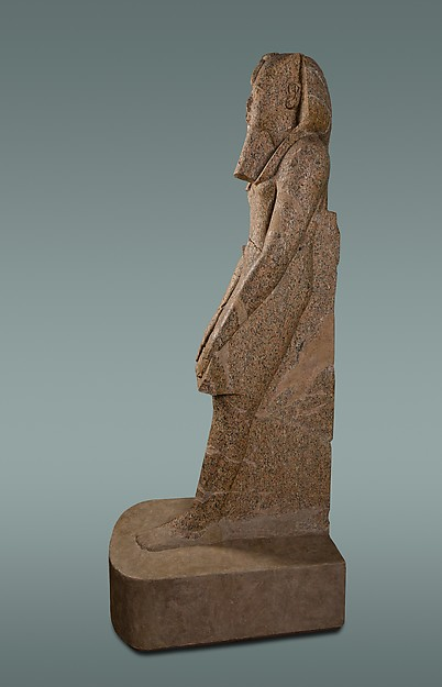 Hatshepsut in a Devotional Attitude