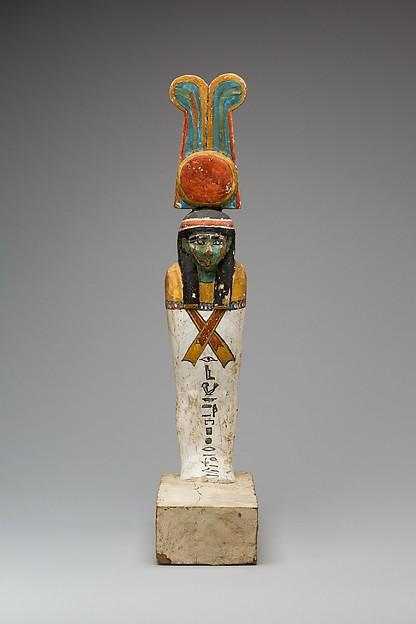 Funerary figure