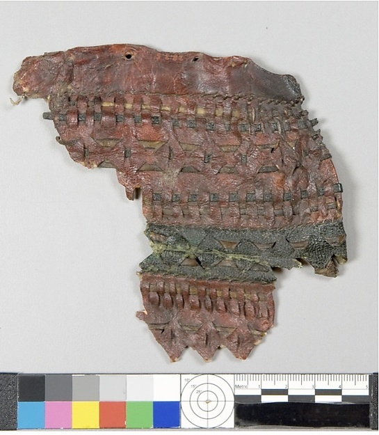 Fragment of a quiver (?)