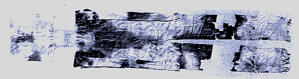 Human-shaped shroud of Queen Merytamun