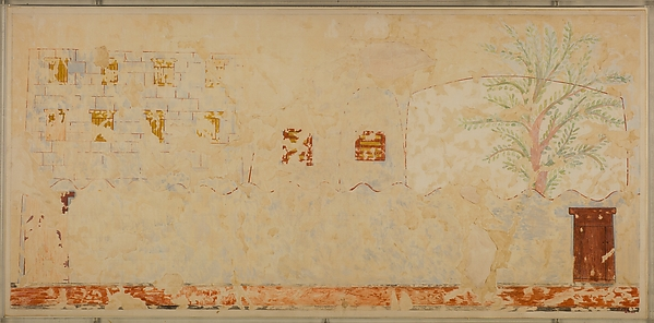 House with Storerooms, Tomb of Ineni