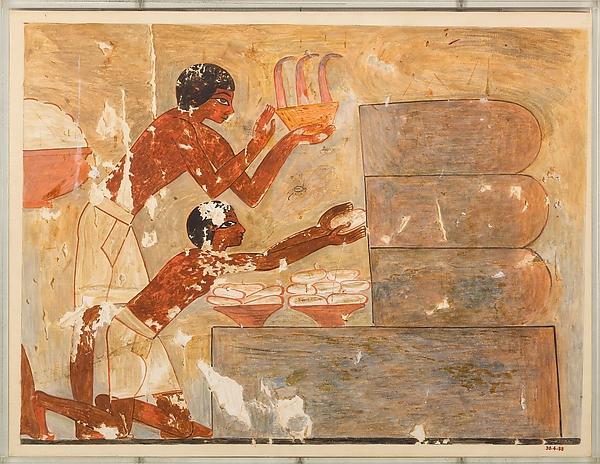 Gathering Honey, Tomb of Rekhmire