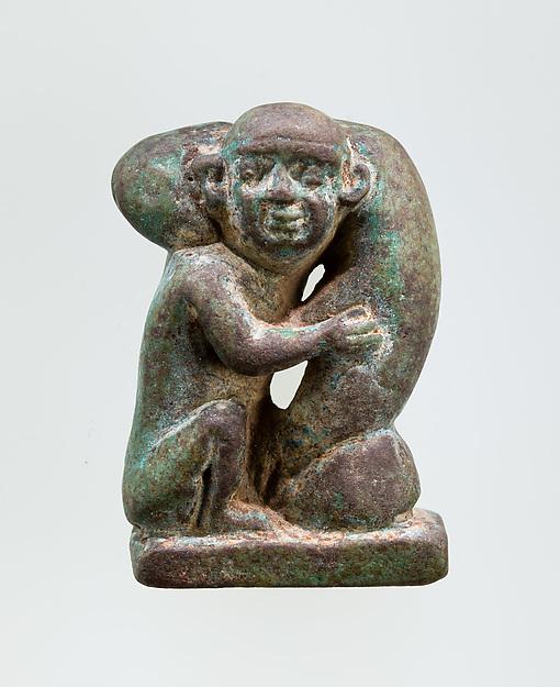 Erotic figurine