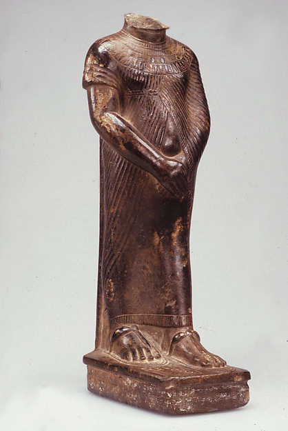 Standing figure of Amenhotep III