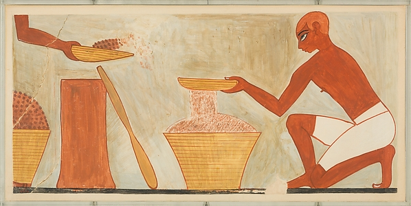 Sifting Meal, Tomb of Rekhmire