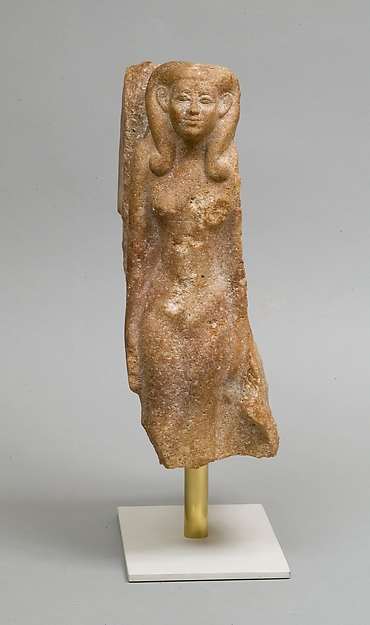 Statuette of woman