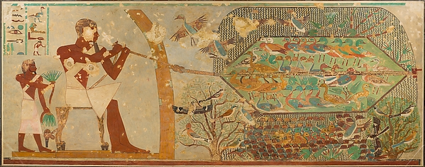 Netting Birds, Tomb of Khnumhotep
