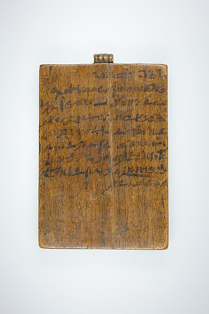 Scribe's Tablet