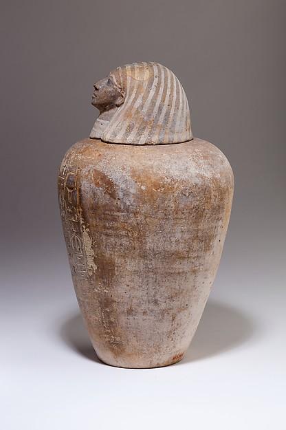 Canopic Jar of Ruiu