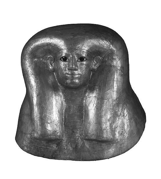 Funerary mask of Hatnefer