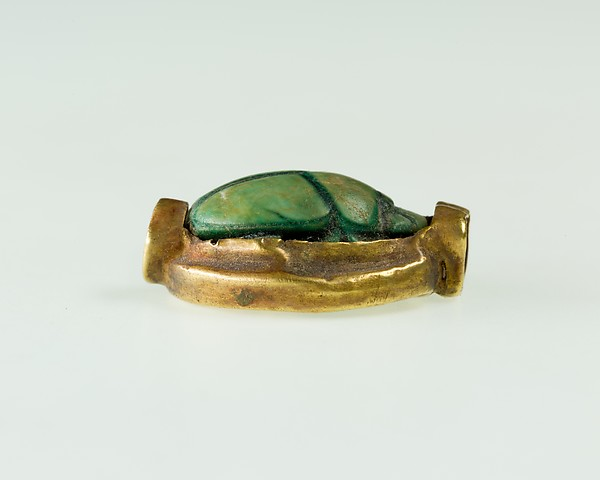 Scarab Inscribed for Queen Ahmose