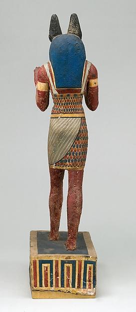 Statuette of Anubis
