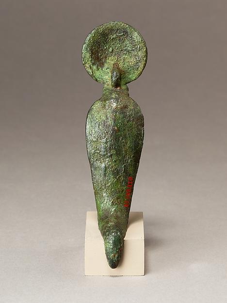 Uraeus, fitting from shrine