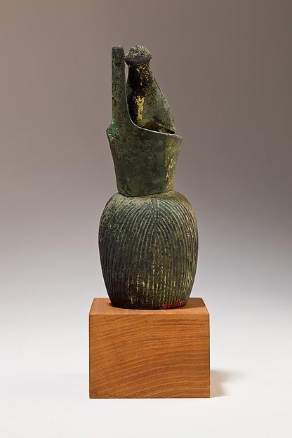 Head of Horus for attachment