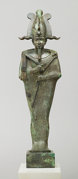Statuette of Osiris