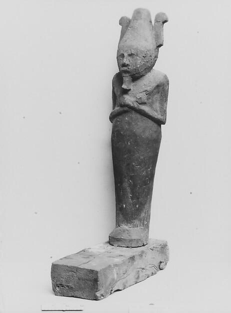 Funerary figure, Osiride, Henettawy (C)