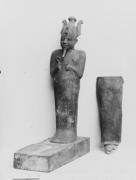 Osiride Figure Belonging to Gautsoshen
