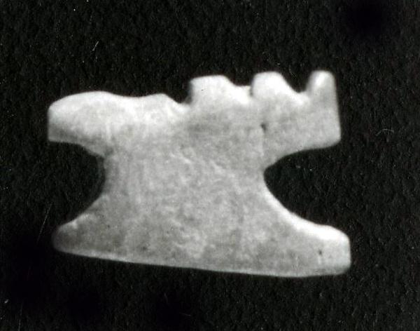 Lion amulet