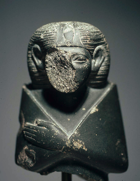 Statuette of Queen Neferusebek