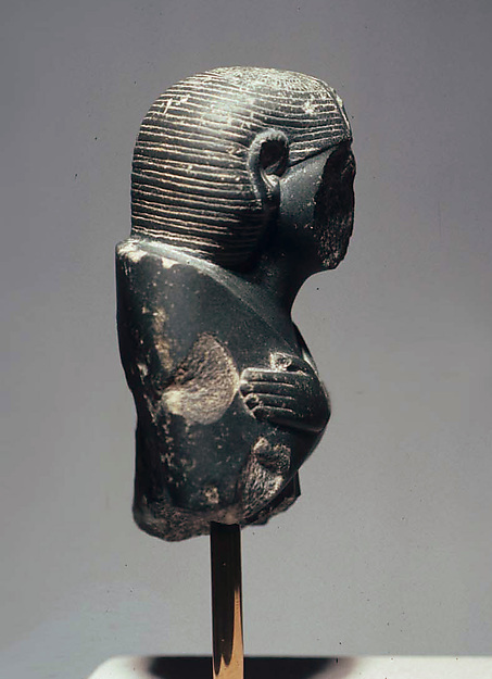 Statuette of a Late Middle Kingdom Queen