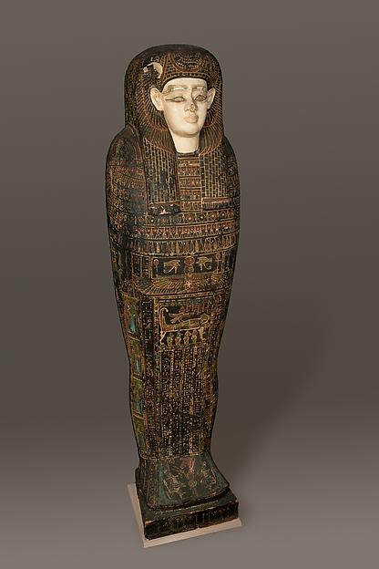 Coffin of Isetweret