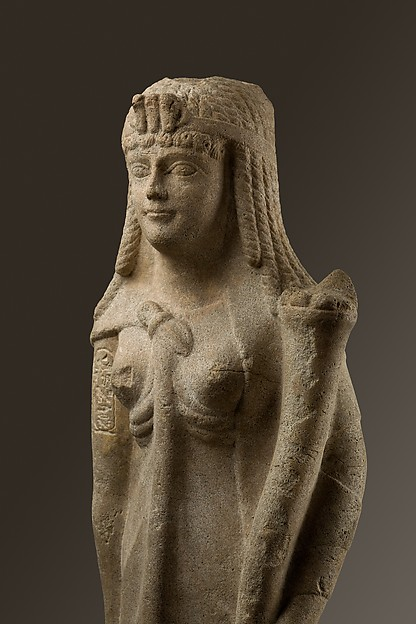 Statue of a Ptolemaic Queen, perhaps Cleopatra VII