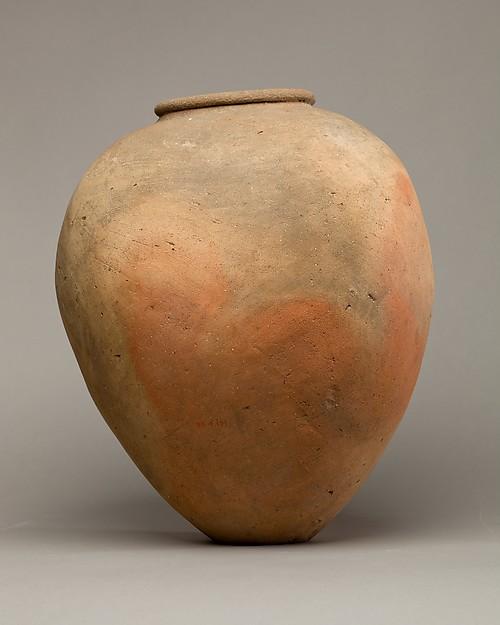 Large shouldered jar