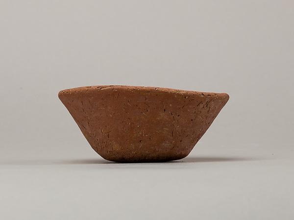 Rough ware bowl