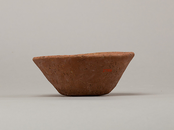 Rough ware bowl