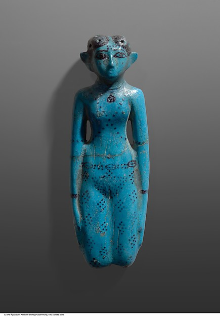 Figurine of a Nude Female