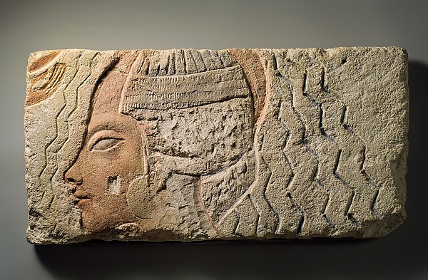 Relief Depicting the Purification of Queen Kiya (?)