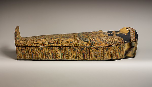 Inner coffin of The Singer of Amun, Anresenmes