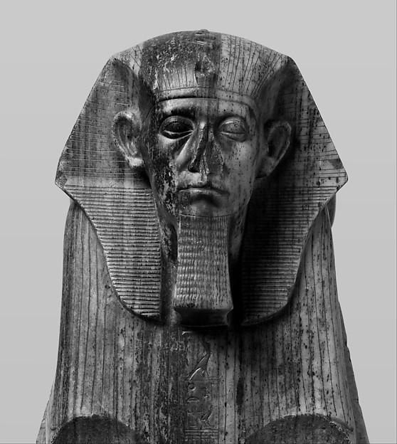 Sphinx of King Senwosret III