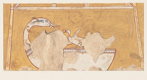 Cosmetic Box, Tomb of Qenamun
