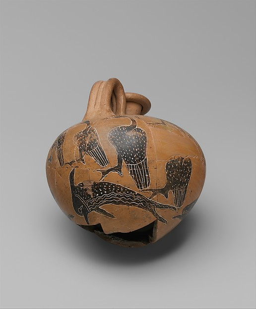 "The ""Dolphin Vase"""