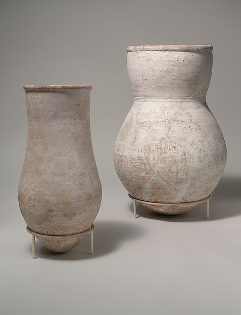 Large Storage Jar from Tutankhamun's Embalming Cache
