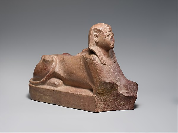 Sphinx of Thutmose III