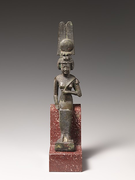 Cherduankh, the mother of Imhotep