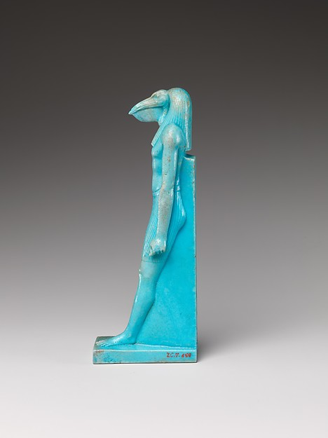 Striding Thoth