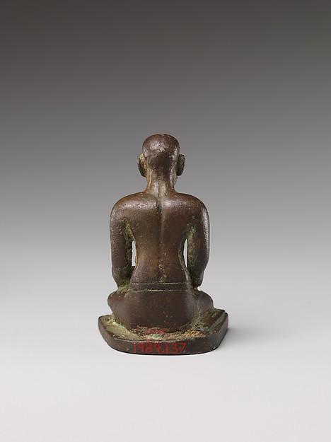 Scribe statuette