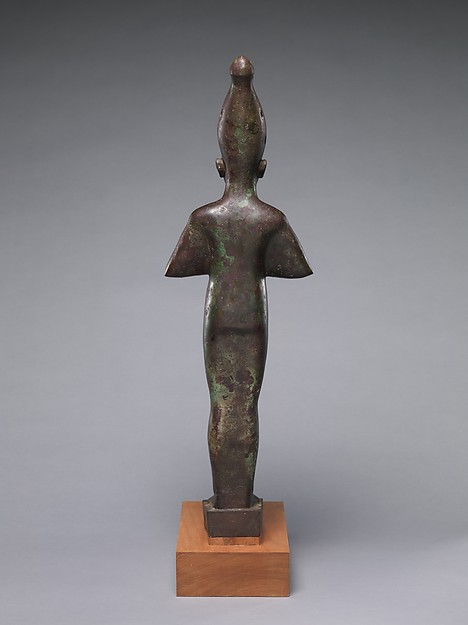Osiris inscribed for Harkhebit, son of Padikhonsu and Isetempermes